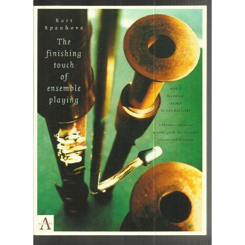 David Lasocki - The Finishing Touch of Ensemble Playing. - Preis vom 09.06.2021 04:47:15 h