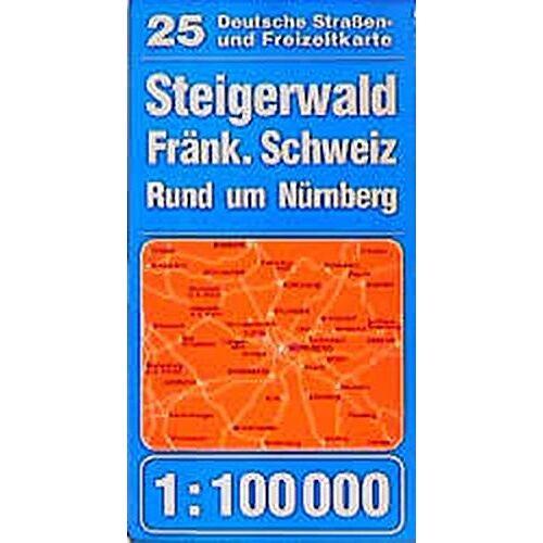 - Steigerwald - Fränkische Schweiz /Rund um Nürnberg - Preis vom 09.06.2021 04:47:15 h