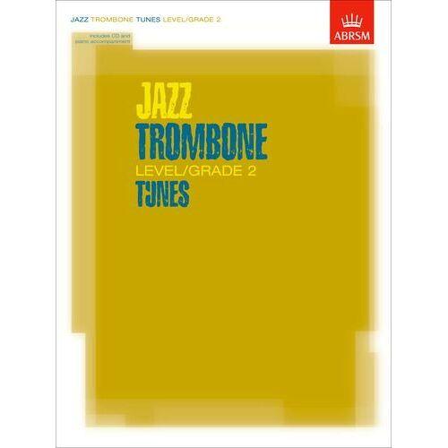 ABRSM - Jazz Trombone Level/Grade 2 Tunes, Part & Score & CD (ABRSM Exam Pieces) - Preis vom 21.06.2021 04:48:19 h