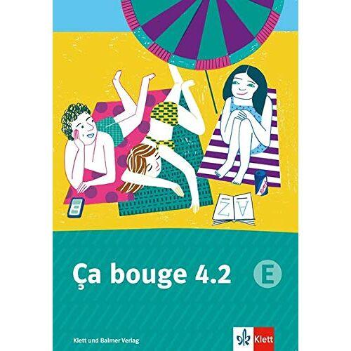 - Ça bouge 4: Heft 4.2E Erweiterte Anforderungen - Preis vom 22.06.2021 04:48:15 h