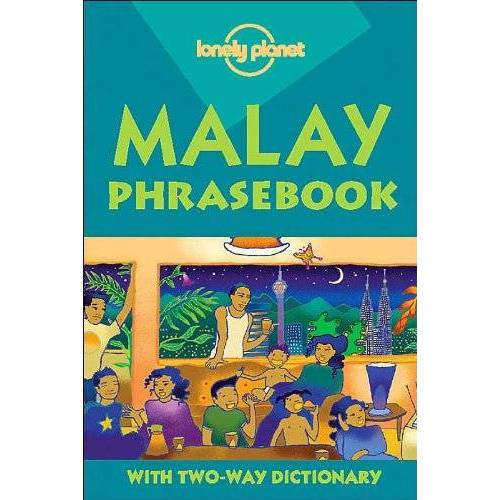 Susan Keeney - Malay Phrasebook (Lonely Planet Phrasebook: Malay) - Preis vom 20.06.2021 04:47:58 h