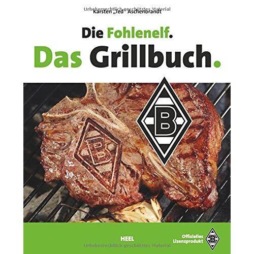 Aschenbrandt, Karsten Ted - Die Fohlenelf. Das Grillbuch: (mit Brandeisen) - Preis vom 17.06.2021 04:48:08 h