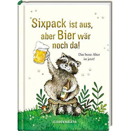 - Sixpack ist aus, aber Bier wär noch da!: Das beste Alter ist jetzt! (Heitere Geschichten) - Preis vom 15.06.2021 04:47:52 h