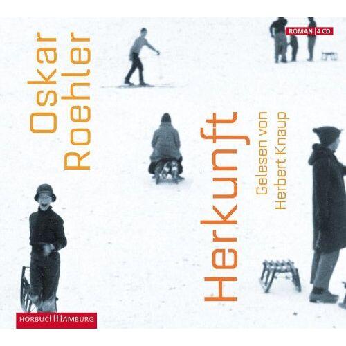 Oskar Roehler - Herkunft (4 CDs) - Preis vom 18.06.2021 04:47:54 h