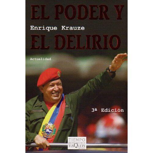 Enrique Krauze - El poder y el delirio/ Power and Delirium - Preis vom 29.07.2021 04:48:49 h