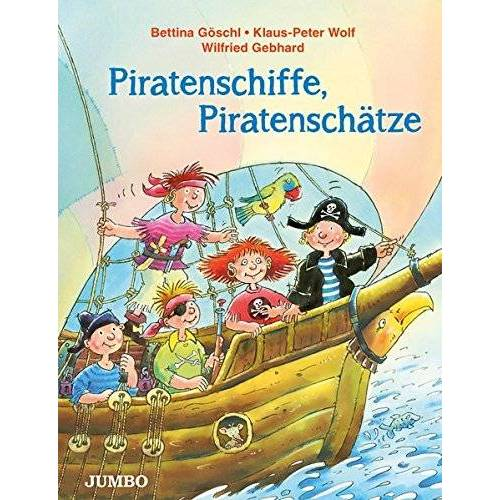 Klaus-Peter Wolf - Piratenschiffe, Piratenschätze: Geschichten, Lieder, Wissenswertes - Preis vom 26.09.2021 04:51:52 h