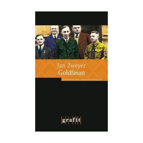 Jan Zweyer - Goldfasan - Preis vom 24.07.2021 04:46:39 h