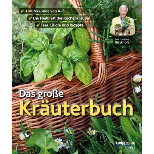 Hademar Bankhofer - Das große Kräuterbuch: Kräuterkunde von A-Z. Die Heilkraft der Küchenkräuter. Tees. Liköre und Rezepte - Preis vom 16.06.2021 04:47:02 h
