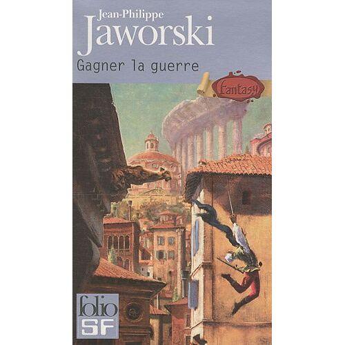 J. Jaworski - Gagner La Guerre (Folio Science Fiction) - Preis vom 11.06.2021 04:46:58 h