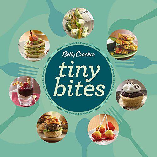 Betty Crocker - Betty Crocker Tiny Bites (Betty Crocker Cooking) - Preis vom 13.06.2021 04:45:58 h