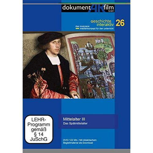 - Mittelalter III, 1 DVD - Preis vom 14.10.2021 04:57:22 h