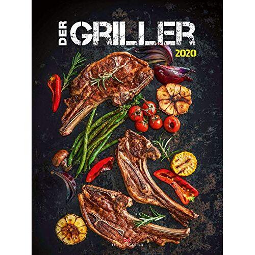 - Der Griller 2020: Das BBQ Jahr - Preis vom 15.06.2021 04:47:52 h