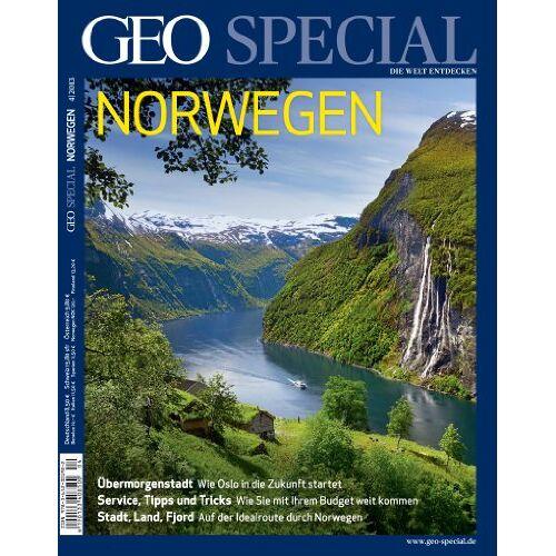 - GEO Special mit DVD 04/2013 - Norwegen: DVD: Europas hoher Nordern: Norwegen - Preis vom 21.06.2021 04:48:19 h