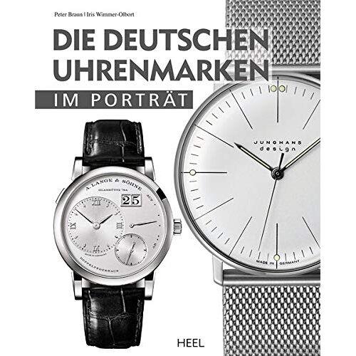 Peter Braun - Die deutschen Uhrenmarken im Porträt - Preis vom 22.06.2021 04:48:15 h
