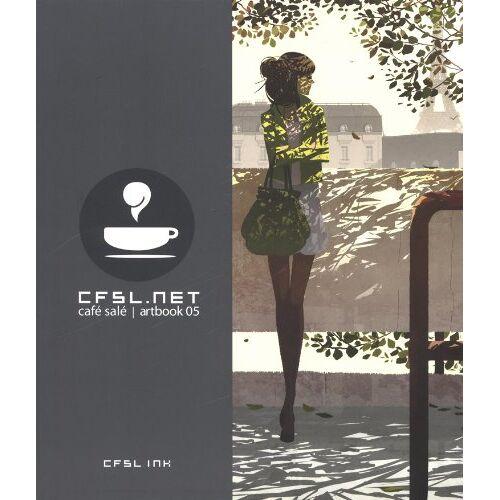 Café Salé - CFSL.NET : Café Salé Artbook 5 - Preis vom 22.06.2021 04:48:15 h