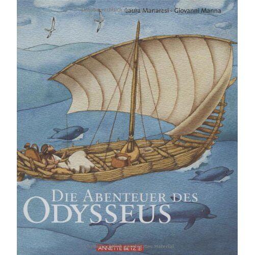 Laura Manaresi - Die Abenteuer des Odysseus - Preis vom 20.06.2021 04:47:58 h