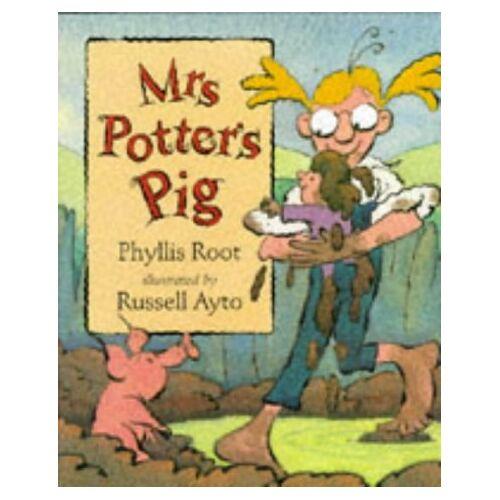 Phyllis Root - Mrs Potter's Pig - Preis vom 09.06.2021 04:47:15 h