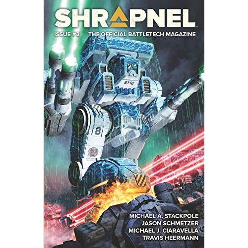 Lee, Philip A. - BattleTech: Shrapnel Issue #2 (BattleTech Magazine, Band 2) - Preis vom 18.06.2021 04:47:54 h