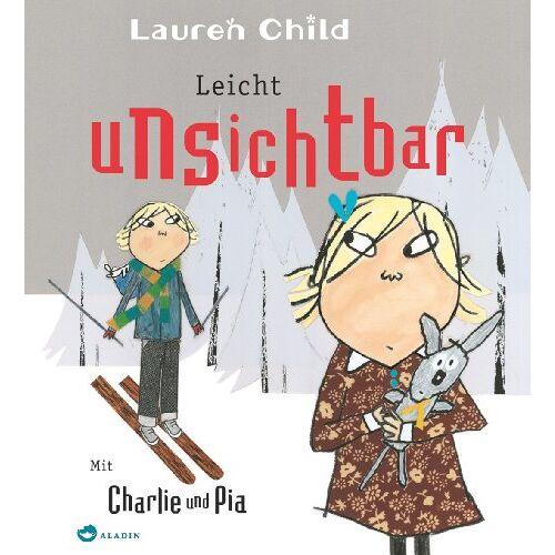 Lauren Child - Leicht unsichtbar - Preis vom 22.06.2021 04:48:15 h
