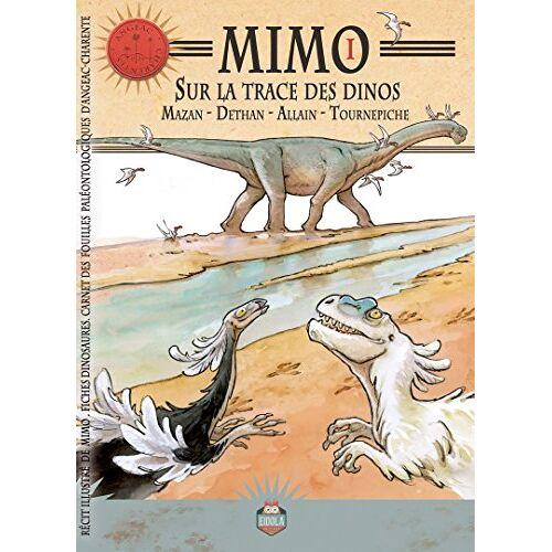 Mazan - Mimo, sur la trace des dinos - Preis vom 09.06.2021 04:47:15 h