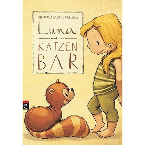 Udo Weigelt - Luna und der Katzenbär (Die Katzenbär-Reihe, Band 1) - Preis vom 16.06.2021 04:47:02 h
