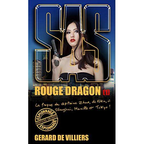 Villiers, Gérard de - Rouge dragon : Tome 1 - Preis vom 22.06.2021 04:48:15 h