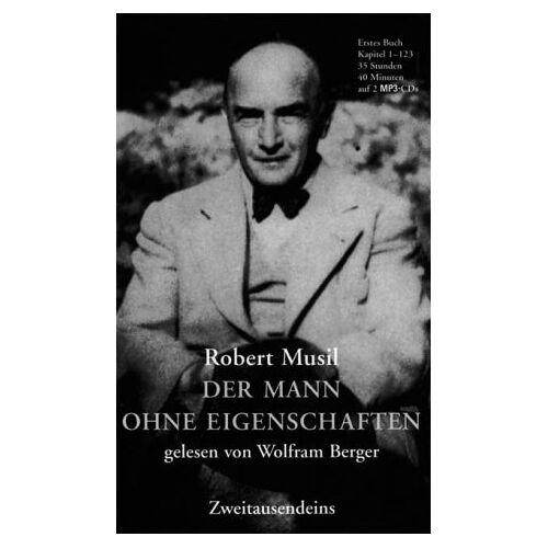 Robert Musil - Der Mann ohne Eigenschaften - Preis vom 11.06.2021 04:46:58 h