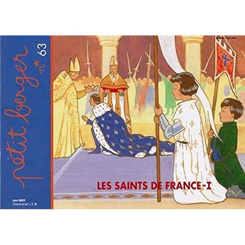 Petit Berger - Petit Berger 63 - Saints de France Tome 1 - Preis vom 13.09.2021 05:00:26 h