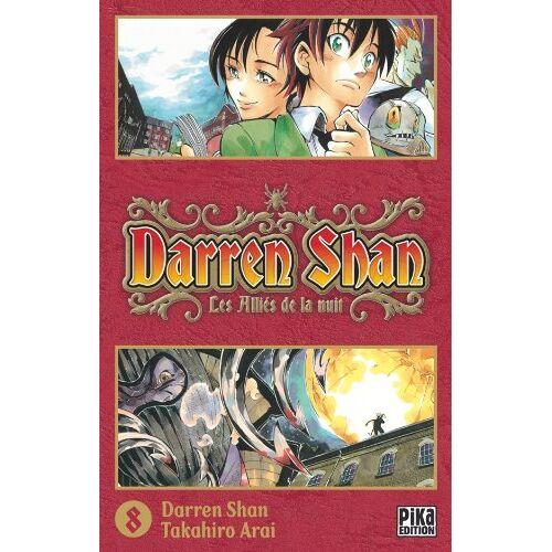 Darren Shan - Darren Shan T08 - Preis vom 09.06.2021 04:47:15 h