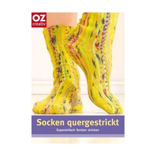 Maria Böhly-Maier - Socken quergestrickt: Supereinfach Socken stricken - Preis vom 14.06.2021 04:47:09 h