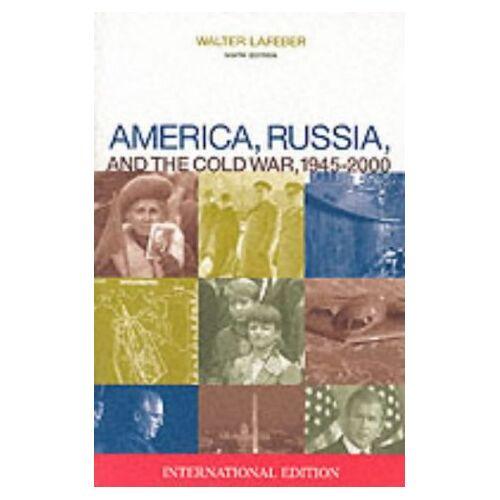 Walter LaFeber - America, Russia and the Cold War 1945-1996 - Preis vom 17.06.2021 04:48:08 h