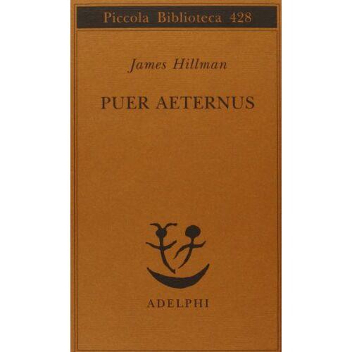 James Hillman - Puer aeternus - Preis vom 03.05.2021 04:57:00 h