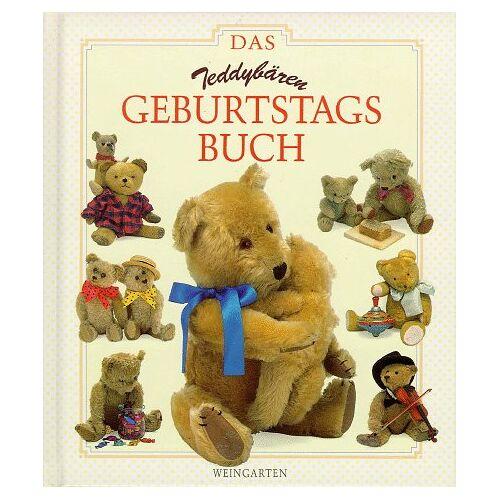 - Das Teddybären Geburtstagsbuch - Preis vom 21.06.2021 04:48:19 h