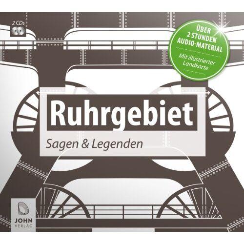 Christine Giersberg - Ruhrgebiet - Sagen und Legenden aus dem Pott: Eine sagenhafte Reise durch das Ruhrgebiet - Preis vom 19.06.2021 04:48:54 h