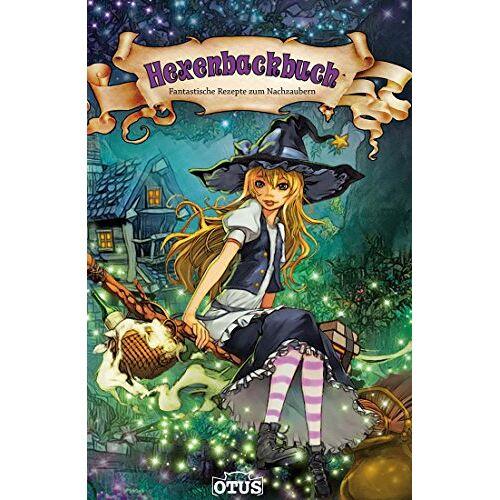 - Hexenbackbuch für Kids: Fantastische Rezepte zum Nachzaubern - Preis vom 17.06.2021 04:48:08 h