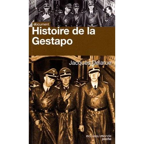 Jacques Delarue - Histoires de la Gestapo - Preis vom 20.06.2021 04:47:58 h