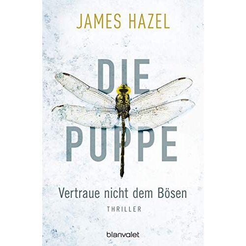 James Hazel - Die Puppe - Vertraue nicht dem Bösen: Thriller - Preis vom 22.06.2021 04:48:15 h