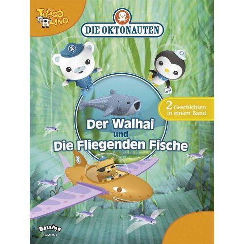 - Die Oktonauten: Der Walhai / Die Fliegenden Fische - Preis vom 18.06.2021 04:47:54 h