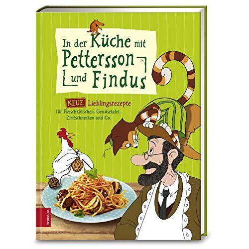 - In der Küche mit Pettersson und Findus: Neue Lieblingsrezepte für Fleischklößchen, Gemüsetaler, Zimtschnecken und Co. - Preis vom 16.06.2021 04:47:02 h