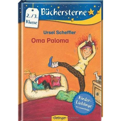 Ursel Scheffler - Oma Paloma - Preis vom 29.07.2021 04:48:49 h