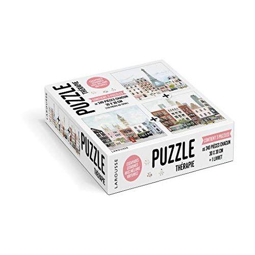 Mélanie Voituriez - Puzzle Thérapie - Escapades Citadines de Mélanie Voituriez - Preis vom 15.10.2021 04:56:39 h