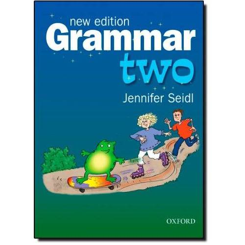 Jennifer Seidl - Grammar 2 Pupils' Book New Ed (Grammar One/Two) - Preis vom 21.06.2021 04:48:19 h