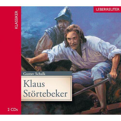 Gustav Schalk - CD - Klaus Störtebeker - Preis vom 17.06.2021 04:48:08 h