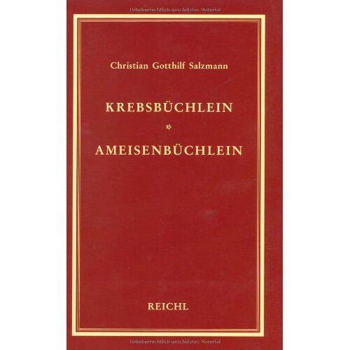 Salzmann, Christian G. - Krebsbüchlein - Preis vom 09.06.2021 04:47:15 h