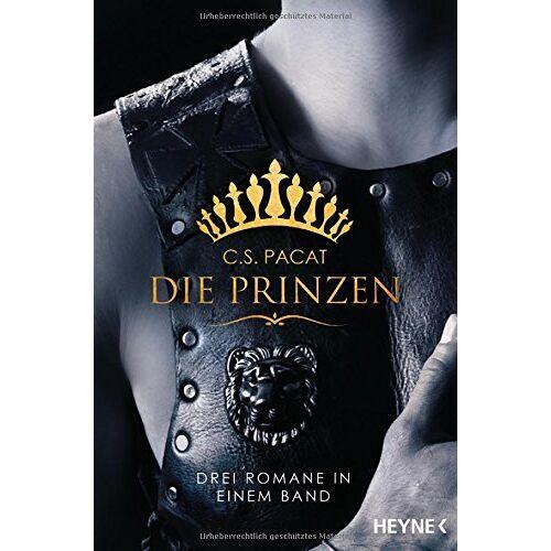C.S. Pacat - Die Prinzen: Drei Romane in einem Band - Preis vom 15.06.2021 04:47:52 h