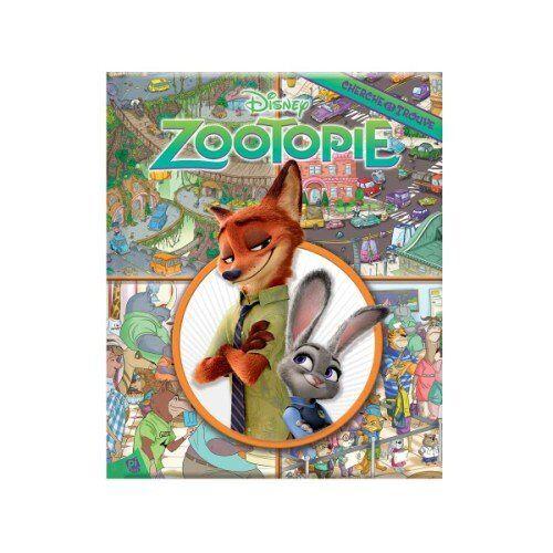 Emily Skwish - Zootopie : Cherche et Trouve - Preis vom 09.06.2021 04:47:15 h
