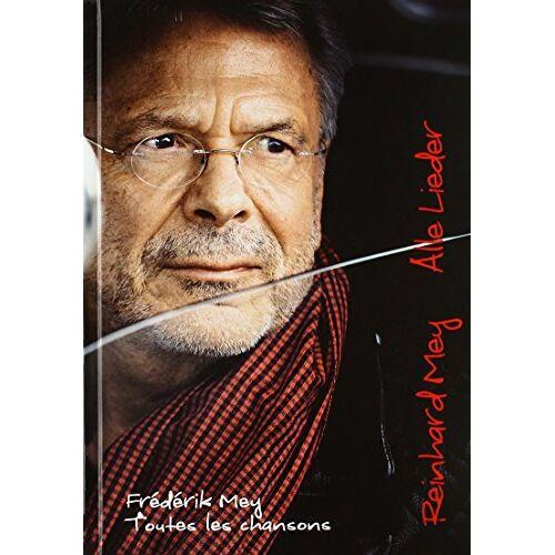 edition reinhard mey GmbH Berlin - Alle Lieder, Textbuch: Liedtexte - Preis vom 18.06.2021 04:47:54 h