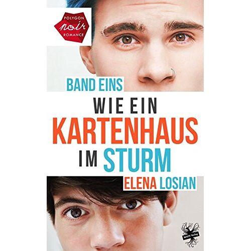Elena Losian - Wie ein Kartenhaus im Sturm: Band 1 - Preis vom 20.06.2021 04:47:58 h