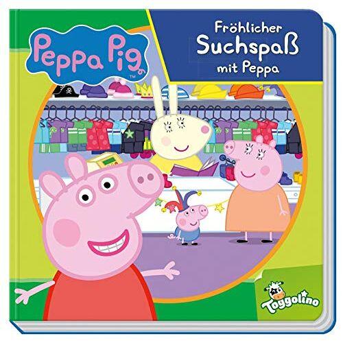 - Fröhlicher Suchspaß mit Peppa (Peppa Pig) - Preis vom 09.06.2021 04:47:15 h