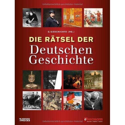 G/Geschichte - Die Rätsel der Deutschen Geschichte - Preis vom 22.06.2021 04:48:15 h
